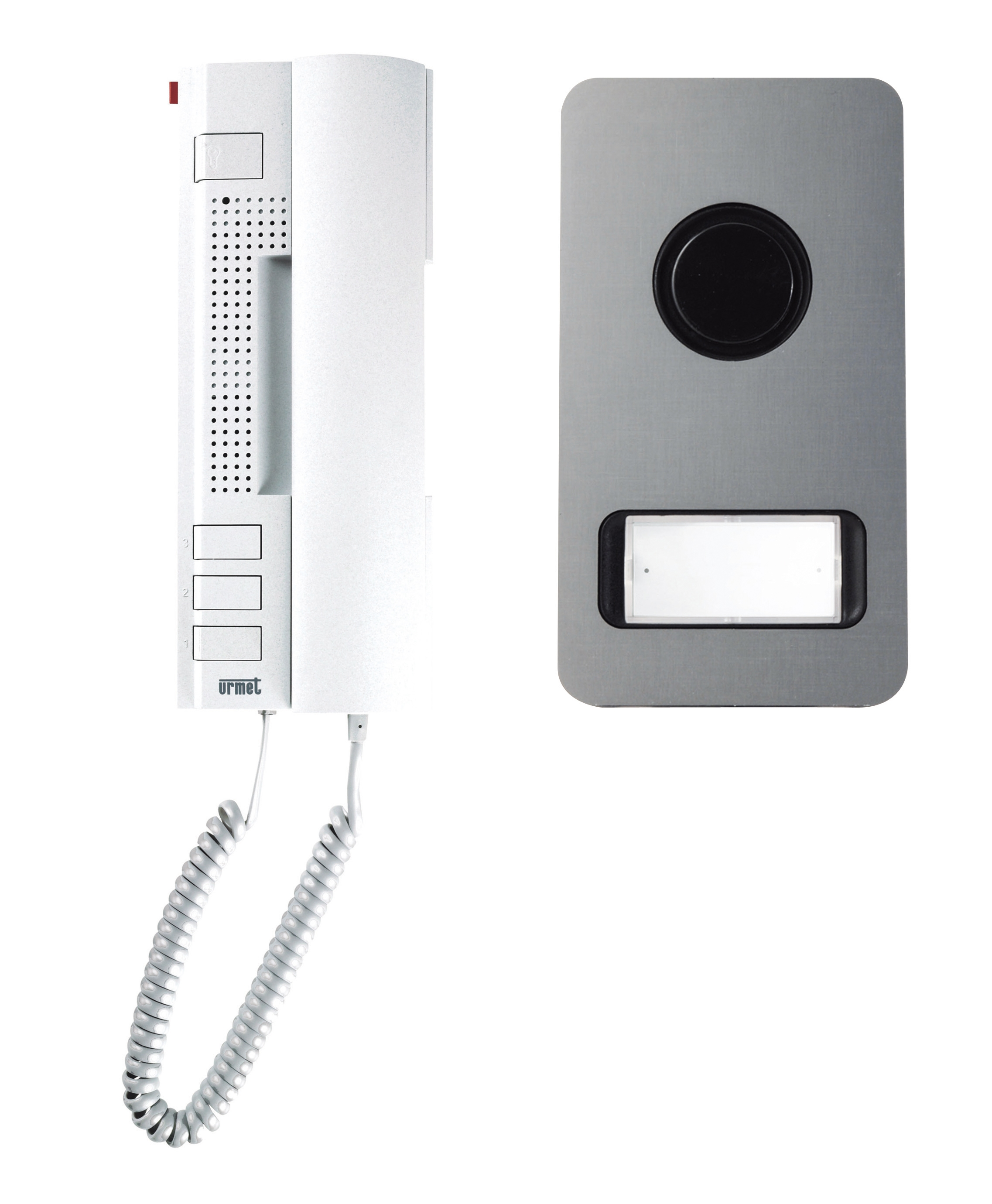 POSTE BIBUS UTOPIA MAINS LIBRES COMBINE INTERPHONE 1172//43 URMET